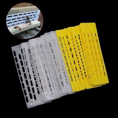 10pcs Beekeeping Tools Anti Escape Anti-run Queen Sheet Hive Equipment Tool