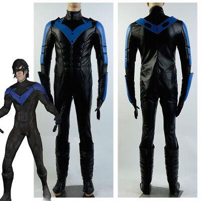 Batman:Arkham City Nightwing Richard John