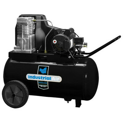 Industrial Air 1.9 Hp 120v240v 20 Gal. Aluminum Air Compressor Ip1982013 New