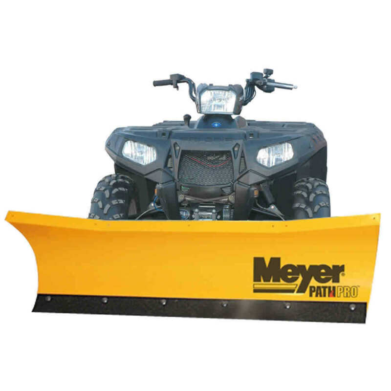 "Meyer Home Plow (60"") Commercial Atv Snow Plow"