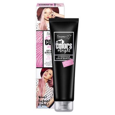 �r Haartönung und Glanz Rosa Perle / Haarfarbe 90g (Farbe Und Glanz)