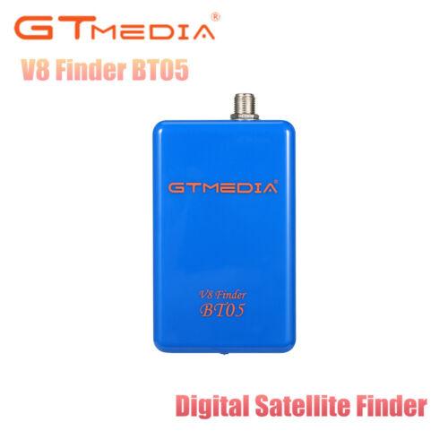 GTMedia V8 Satellite Finder BT05 Finder DVB-S2 Satellite Finder Bluetooth Finder