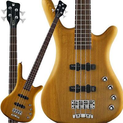 Warwick RockBass Corvette Basic Passive 4-String Bass Fretted Honey Violin Oil comprar usado  Enviando para Brazil