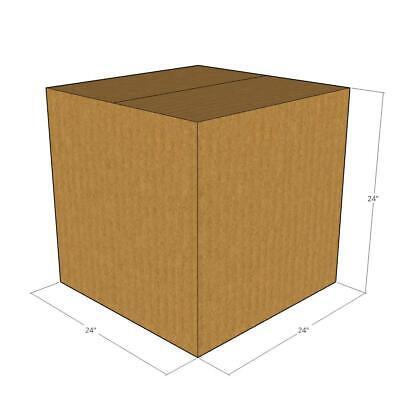 10 -24 X 24 X 24 Corrugated Boxes -new For Moving Or Shipping Needs