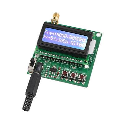 Rf Power Meter Power Attenuation Kit Digital Display Signal Strength Module