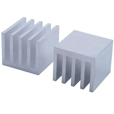 353530mm Anodized Aluminium Heat Sink Power Transistor Cpu Radiator Heatsink