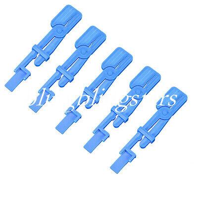 5 Pcs Dental Plastic X-ray Film Clamp R Clip Supply Adiograph Holder Snap Option