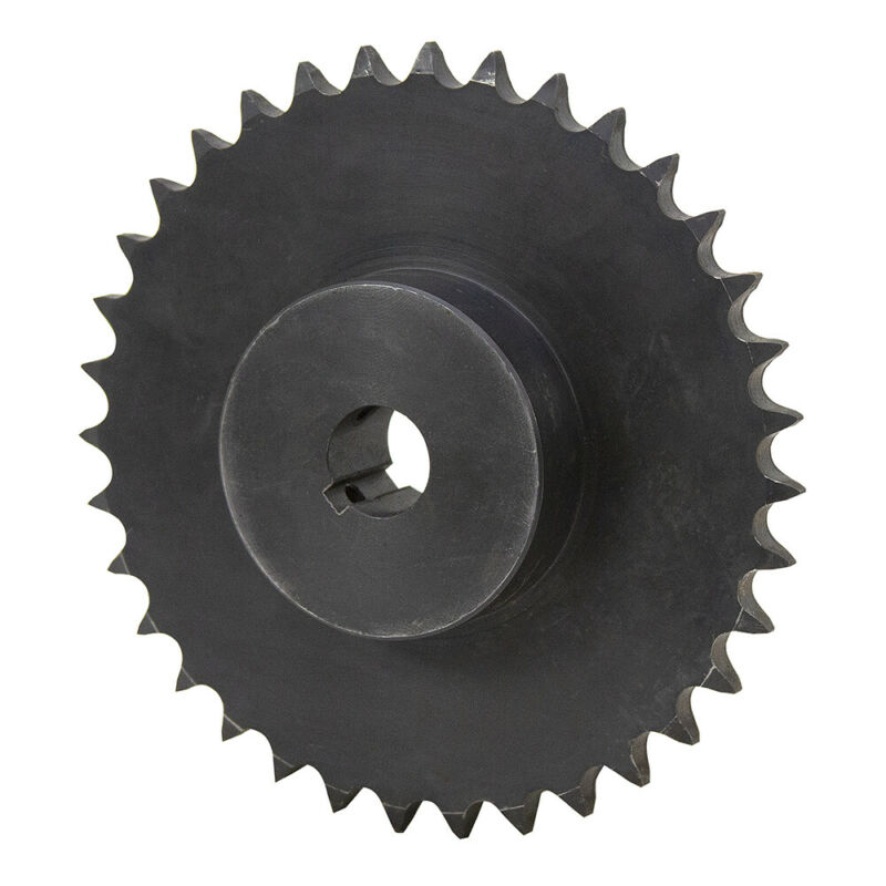"35 Tooth 1"" Bore 50 Pitch Roller Chain Sprocket 1-116377"
