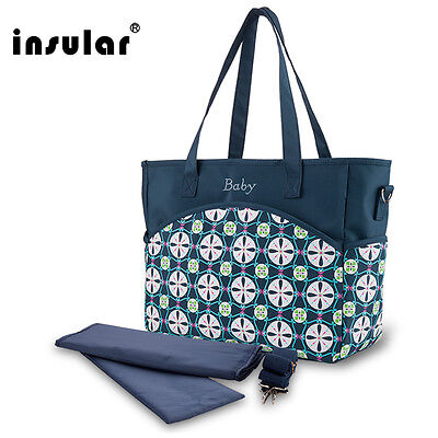 New Baby Dipper Bag Large Capacity Nappy Bag Women Messenger Mommy Strollers Bag