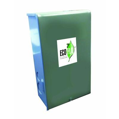 Efcb10-hd Eco-flo 1 Hp Metal Control Box For 4 Well Pump Submersible Motor New