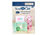 WANTED Tattered Lace Shaped Cards Vol 2 USB no11