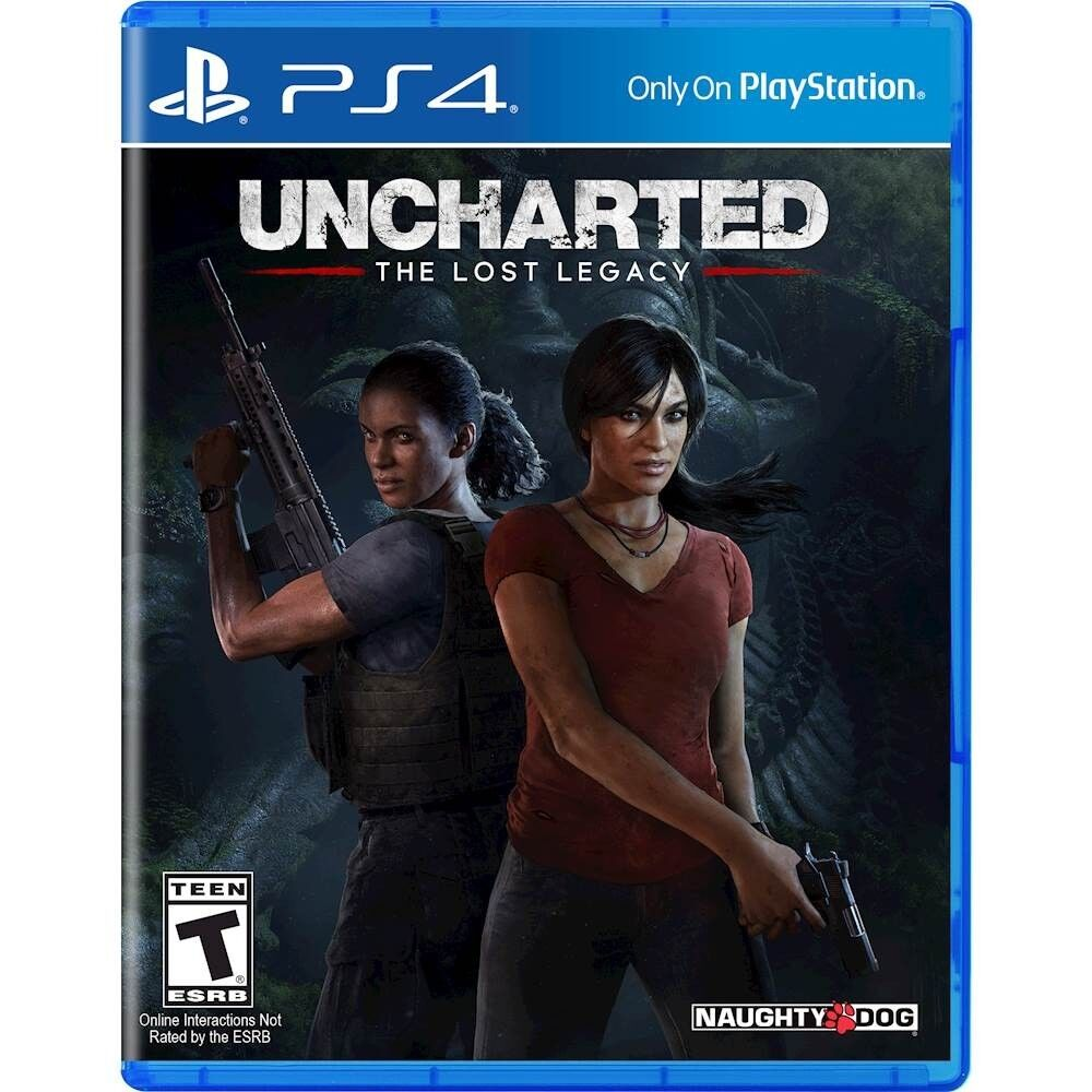 $27.95 - PS4 Uncharted: The Lost Legacy Brand New Factory Sealed Playstation 4