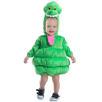 Child Ghostbusters Slimer Halloween - Kids Ghostbusters Halloween Costume