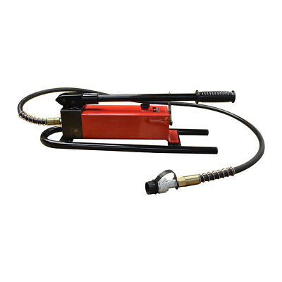 Mh2 Manual 10000 Psi Air Hydraulic Hand Pump 72 Hose  Coupler Included