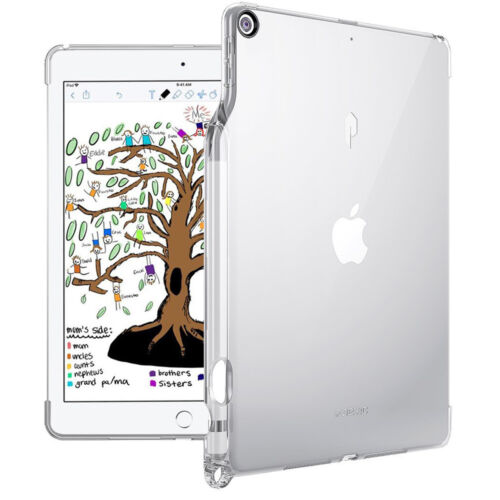iPad 9.7 Case, Poetic Lumos TPU Cover With  Ultra-Thin Impac