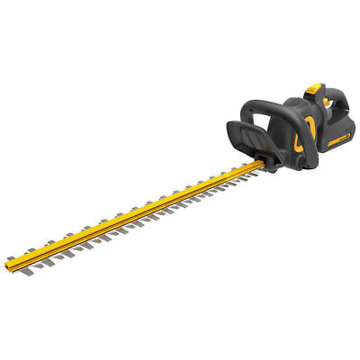 (Poulan Pro PPB40HT 24 Inch 40V Electric Dual Action Cordless Hedge Trimmer)