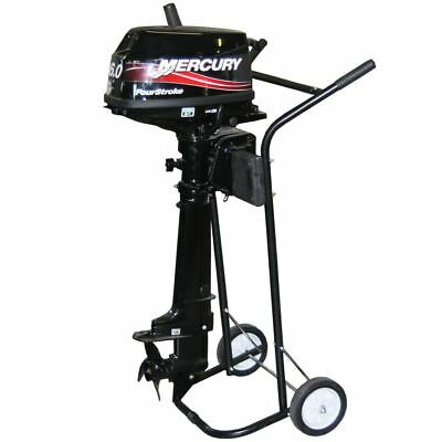 15hp Engine Outboard Motor Dock Cart & Stand Carrier 85 lb Capacity Capacity Outboard Motor