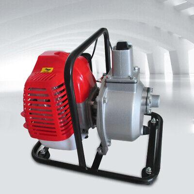1 Petrol High Pressure Water Transfer Pump Fighting Irrigation Self-priming Usa