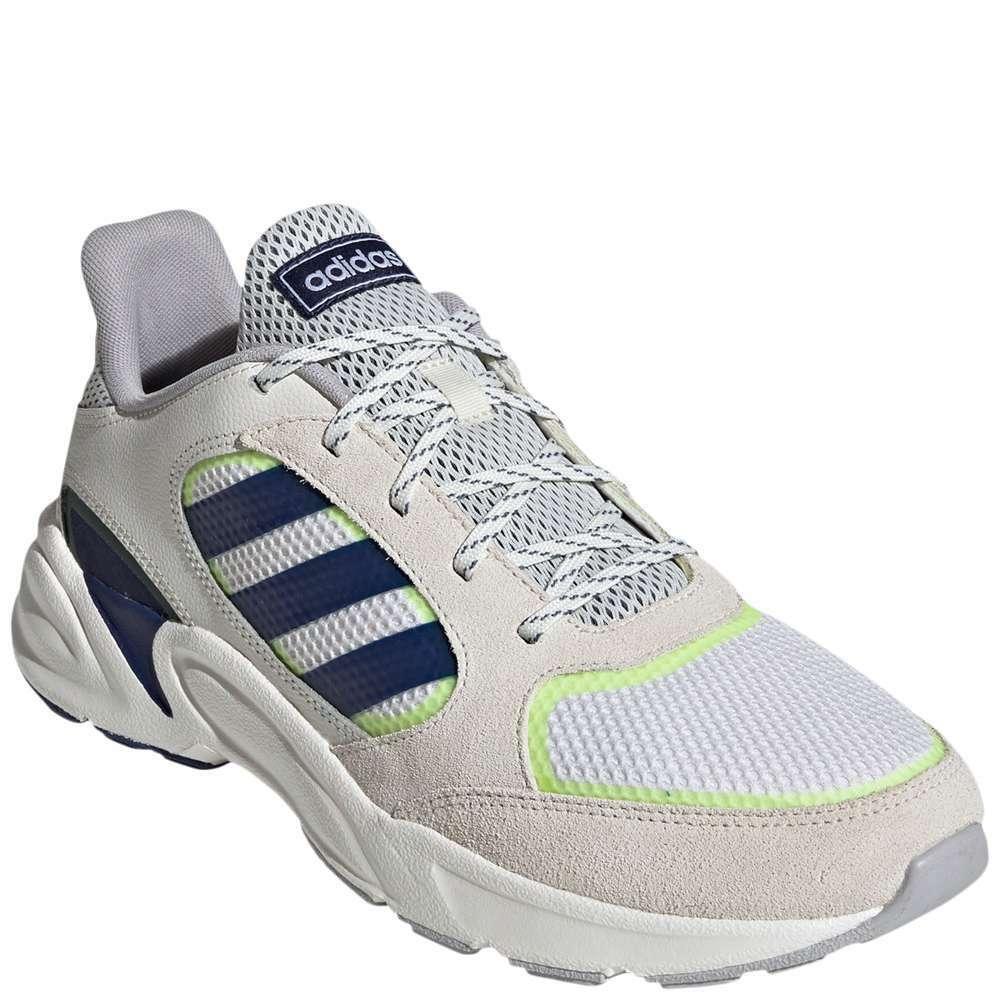 Adidas 90s Valasion Men's [ White ] Fashion Sneakers - MEE9895