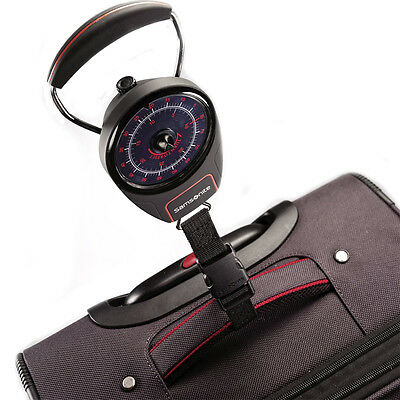 Samsonite Portable Luggage Scale  (Red/Black)
