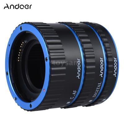 Canon Auto-adapter (Autofokus Tube Objektivadapter Zwischenring DG Tube für Canon EOS EF EF-S G1Q9)