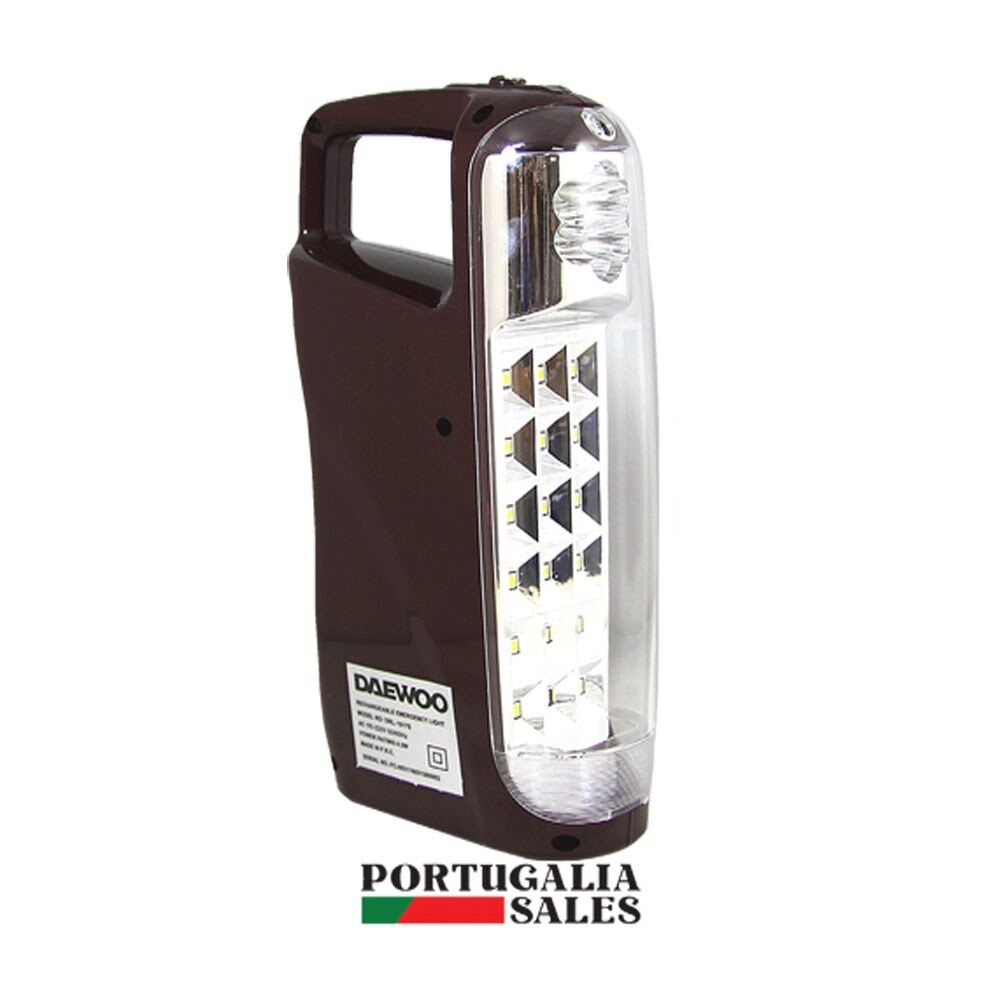 Rechargeable Lantern Super Bright 60 LED Light Portable 220 Volts Export Only
