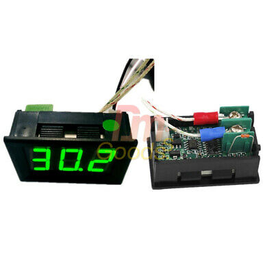 B310 Digital Green Display Thermometer Temperature Meter K-type Thermocouple