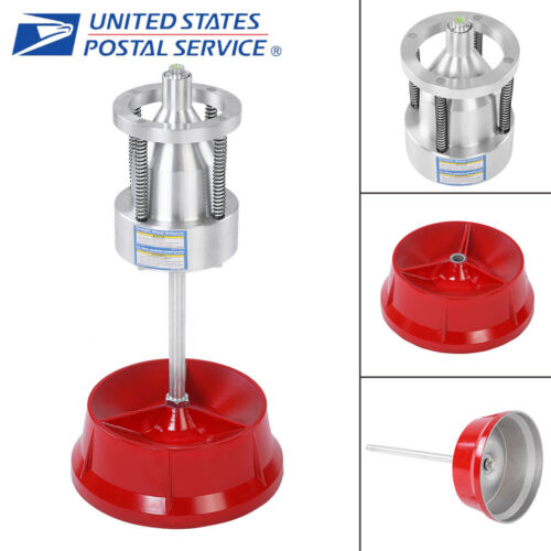 Size:40mm//4mm Wheel Balancer Tire Change Tool Acouto 40mm//38mm//36mm Quick Release Wing Nut /& Pressure Cup Hub Shaft Nut Wheel Balancer