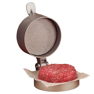 Weston Commercial Non-Stick Single Hamburger Burger Press Round Patty Maker Mold