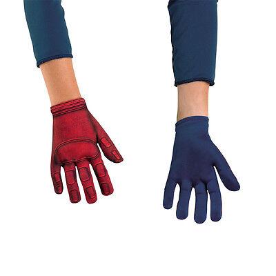 Captain America Handschuhe (The Avengers Captain America Klassisch Kinder Handschuhe Nwt 35418)