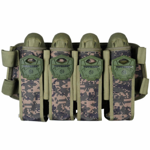 Tippmann 4+5 Deluxe Harness - Digi Camo - Paintball
