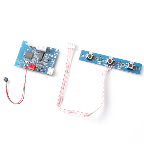 Bluetooth 4.1 Audio Receiver Module Amplifier Board Hands-Free Call Microphone