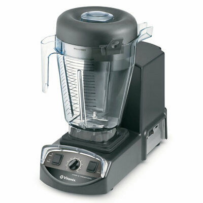 Vitamix Commercial 5201 Xl Blender System Food Blender W Poly Tritan Containe