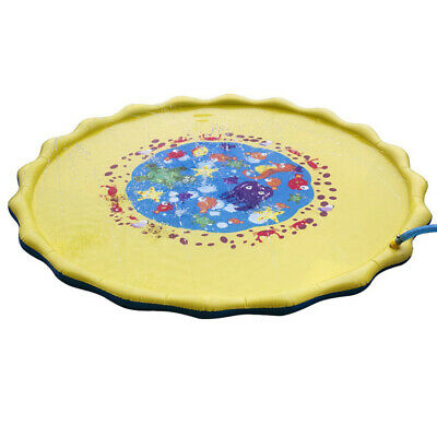 170cm-Diameter Sprinkle And Play Mat Inflatable Toy For Children Infant Toddler(