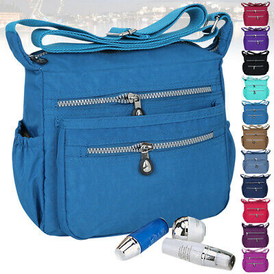 Women New Tote Messenger Cross Body Handbag Ladies Hobo Bag Shoulder Bag Purse