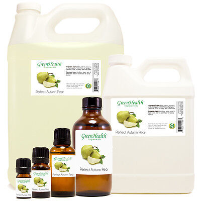 Perfect Pear (Perfect Autumn Pear Fragrance Oil  - Choose Size - Free Shipping)