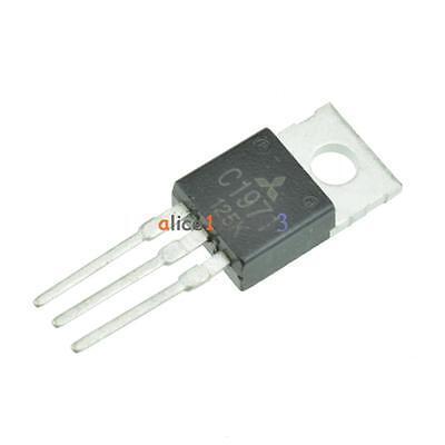 2pcs Rfvhfuhf Transistor Mitsubishi To-220 2sc1971 C1971 100 Genuine