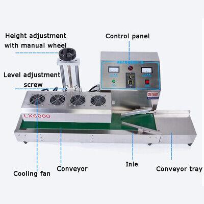 Continuous Induction Sealer Bottle Cap Sealing Machine Lx6000 220v