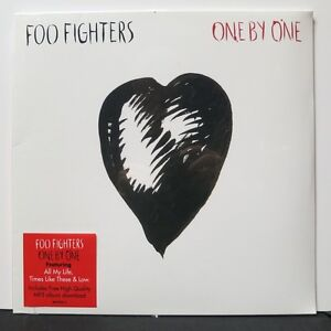 FOO-FIGHTERS-One-By-One-Double-Vinyl-LP-Free-Download-NEW-SEALED