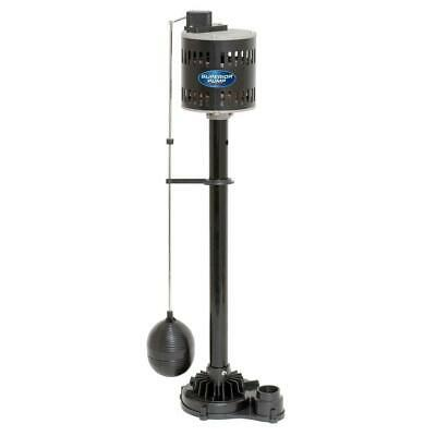 Superior Pump 1/3 HP Non-Submersible Pedestal Sump Pump 9233