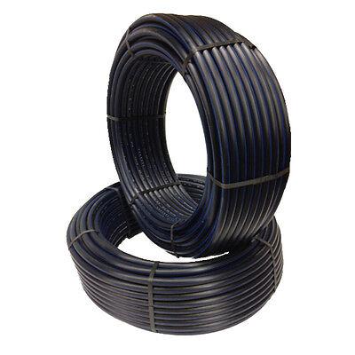 32 mm PN 4 PE Rohr PN4 für Brauchwasser Tröpfchenbewässerung 25 m 50 m 100 m