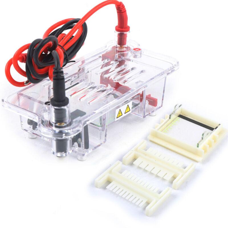 Lab Mini Modular Horizontal Gel Electrophoresis System Cell System Medical 0.5Kg