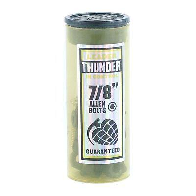 "Thunder Skateboard Bolts Allen Key 7/8"" Inch Black Gold New Free Delivery Skate"