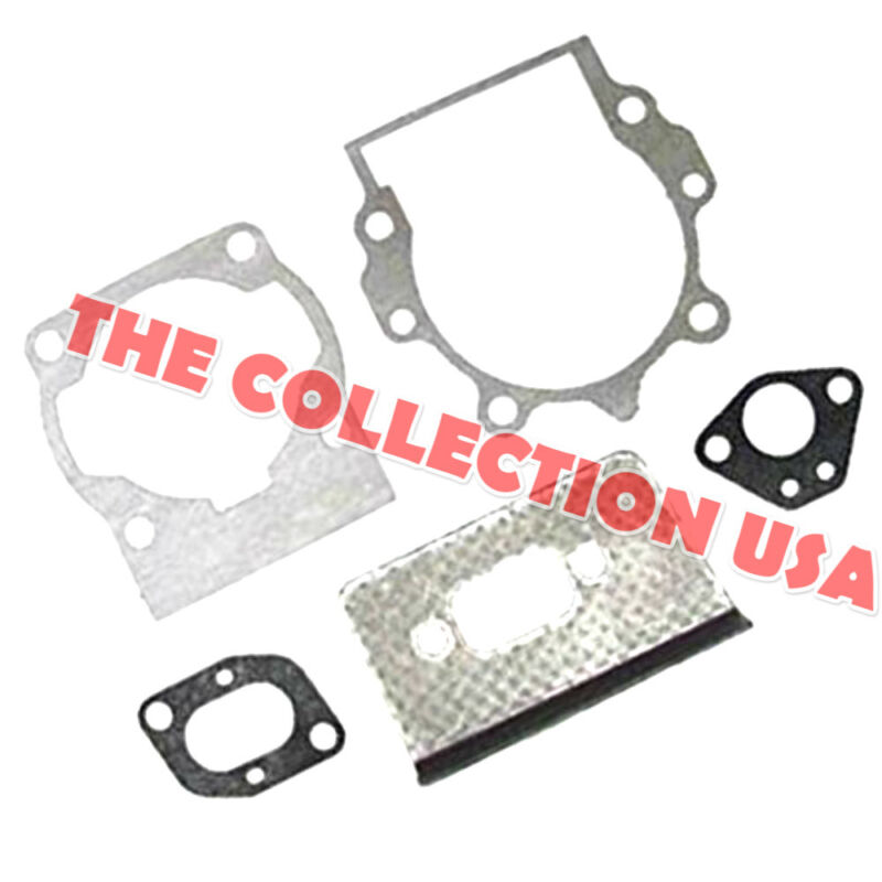 49CC GASKET SET FOR 2-STROKE STAND UP GAS SCOOTER AND POCKET BIKE NEW 43CC