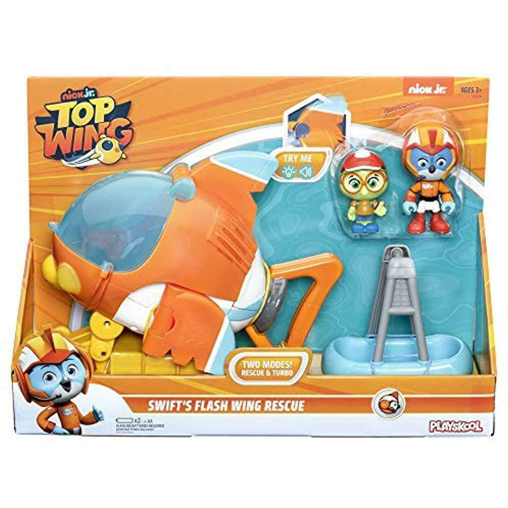 Top Wing Nick Jr. Swift's Flash Rescue Vehicle Baby & Toddle