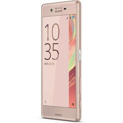 Sony Xperia X F5121 32GB rose gold Android Smartphone Handy LTE/4G 3GB RAM