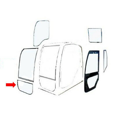 Front Lower Cab Glass For Kobelco Sk170lc-8 Sk210lc-8 Sk260lc-8 Sk295lc-8