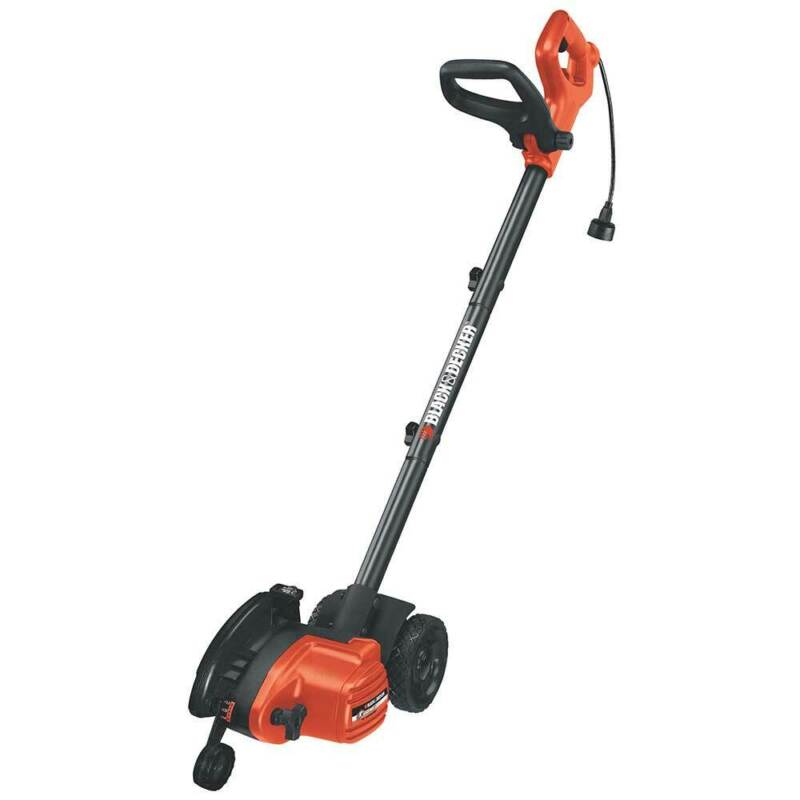 """Black and Decker LE750 7-1/2"""" 11 Amp 2-in-1 Corded Electric Landscape Edger"""