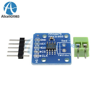 Max31855 K Type Thermocouple Breakout Board Temperature -200c To 1350c Arduino
