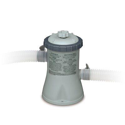 Intex 330 GPH Easy Set Swimming Pool Cartridge Filter Pump w/ GFCI   28601EG
